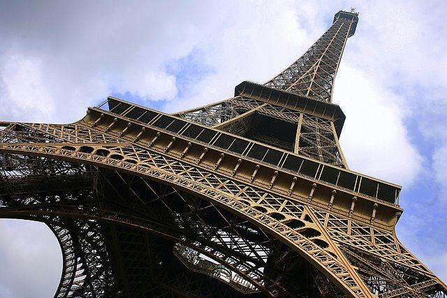 Z malého městečka ve Francii. Foto: Cezary p, Wikimedia Commons