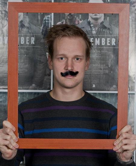 Movember, měsíc ošklivých mužů