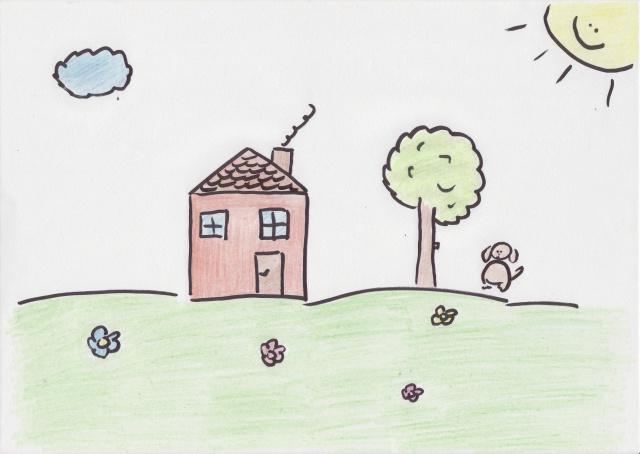 Díky, paní učitelko Tláskalová, od základní školy jsem na kreslicí potřeby ani nesáhla