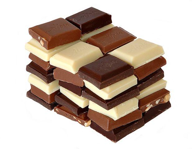 Čokoláda hop do pusy! Foto: André Karwath