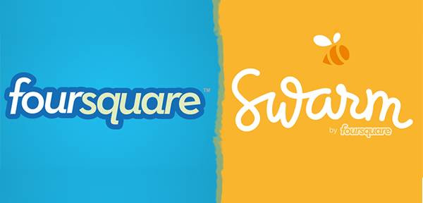 Foursquare, Swarm a ti třetí