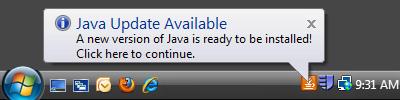 Aktualizace softwaru