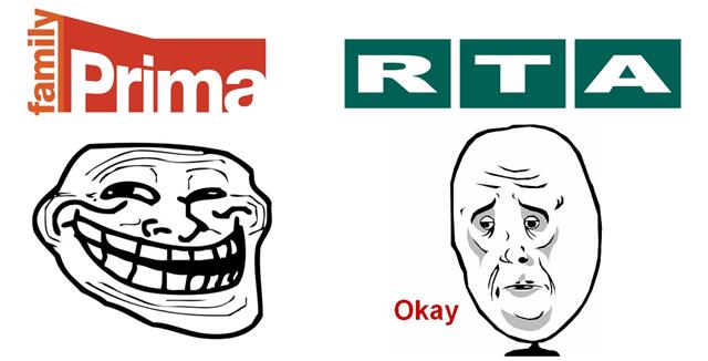 Prima family vs. RTA